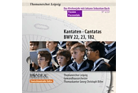 VARIOUS, Thomanerchor Leipzig, Gewandhausorchester Leipzig - Kantaten BWV 22,23,182 (Passion) [CD]