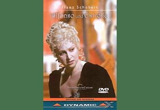 Eva Mei - Alfonso Und Estrella  - (DVD)
