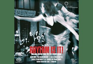 Simon Rattle - Rhythm Is It!  - (CD)