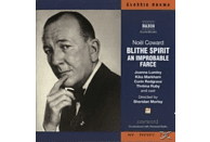 BLITHE SPIRIT AN IMPROBABLE FARCE - (CD)