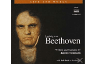 Jeremy Siepmann - Life & Works-Beethoven - (CD)