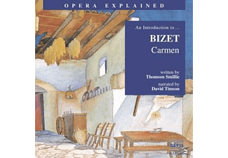 Introduction To Carmen - 1 CD - Hörbuch