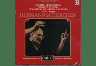 Laszlo & Engen - 5 Orchesterstücke op.16  - (CD)