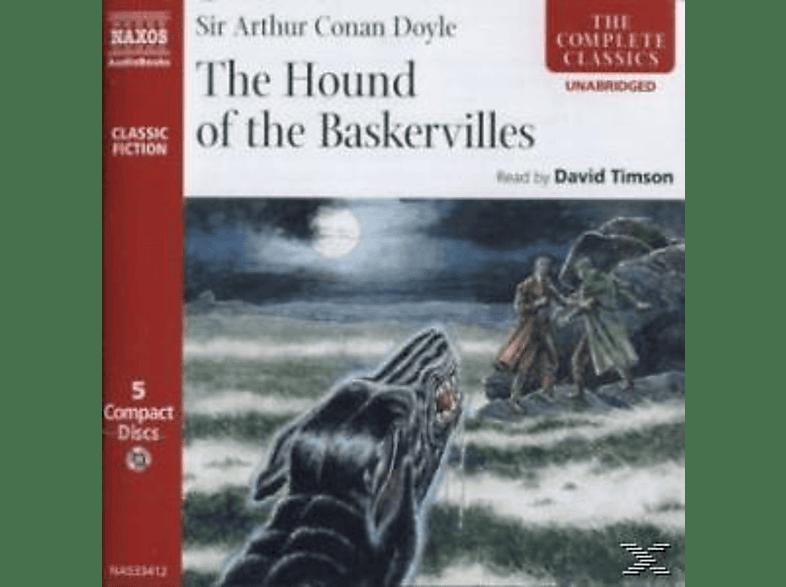 HOUND OF THE BASKERVILLES - (CD)