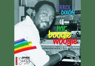 Errol Dixon - Mr Boogie Woogie  - (CD)