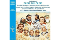 GREAT EXPLORERS - (CD)