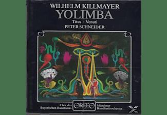 Peter Schneider, Alan Titus, Maria Venuti - Yolimba-Musikalische Posse in einem Akt  - (CD)