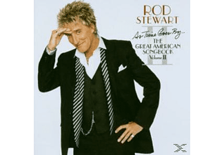 Rod Stewart - AS TIME GOES BY - THE GREAT AMERICAN SONGBOOK 2  - (CD)