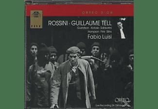 Gustavson - Giullaume Tell (GA)  - (CD)