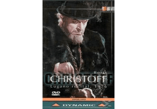 Orchester Swizzera Itali Boris Christoff - Lugano Recital 1976  - (DVD)