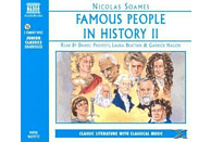 FAMOUS PEOPLE IN HISTORY 2 - (CD)