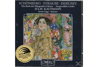 Kaufmann & Gage - Das Buch der hängenden Gärten/Ausgewählte Lieder  - (CD)