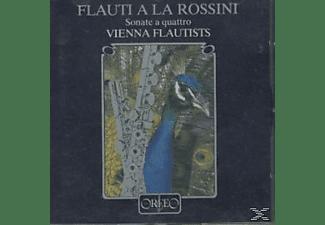 Vienna Flautists - Flauti a la Rossini/Sonate a quattro 1,2,3,6  - (CD)