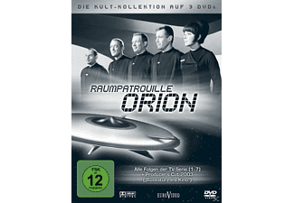 Raumpatrouille Orion - Die Kult-Kollektion DVD