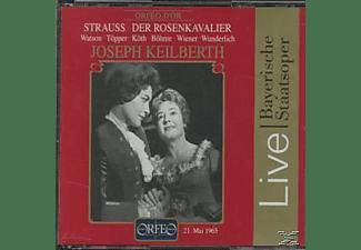 Chor Der Bayerischen Staatsoper, Bayerisches Staatsorchester - Der Rosenkavalier (GA)  - (CD)