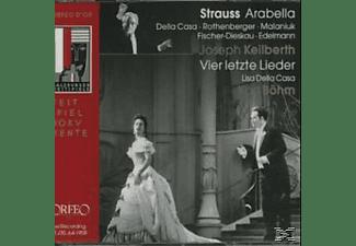 Anneliese Rothenberger - Arabella/Vier letzte Lieder  - (CD)