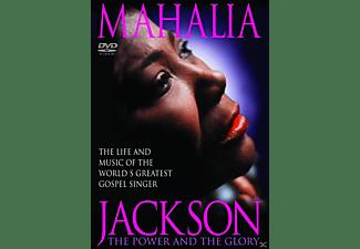 Mahalia Jackson - The Power And The Glory  - (DVD)