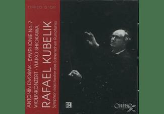 Shiokawa & Symphonieorchester Des Bay - Sinfonie 7 op.70/Violinkonzert op.53  - (CD)