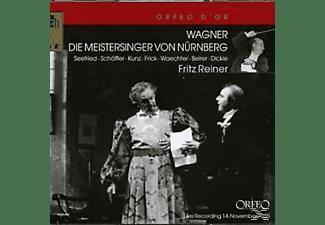 Schöffler - Die Meistersinger von Nürnberg (GA)  - (CD)