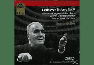Hilde Güden, Elisabeth Hängen, Gottlob Frick, Wiener Straatsopernchor, Wiener Philharmoniker, Erich Majkut - Sinfonie 9 d-moll op.125  - (CD)