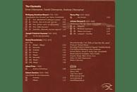 The Clarinotts - The Clarinotts [CD]
