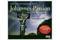 VAR.SOL., CAPRICCIO BASEL, SING-AKA - Johannes-Passion [CD]