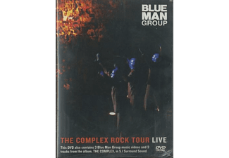 Blue Man Group - THE COMPLEX ROCK TOUR LIVE  - (DVD)