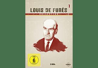 Louis de Funes Collection 1 DVD