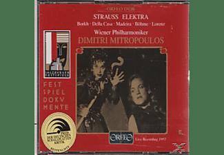 Wiener Philharmoniker, Chor Der Wiener Staatsoper, VARIOUS - Strauss: Elektra  - (CD)