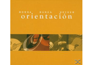 Roman Bunka - Orientation  - (CD)