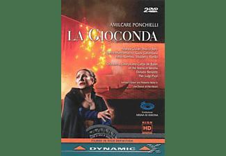Amilcare Ponchielli - La Gioconda  - (DVD)