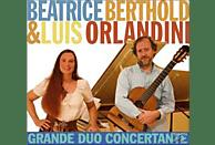 BERTHOLD/ORLANDINI - Grande Duo Concertante [CD]