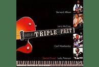 Larry Mccray, Carl Weathersby, Lucky Peterson, Bernard Allison - Triple Fret [CD]