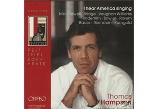 Rieger - I hear America singing  - (CD)