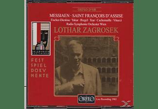 Hilde Zadek - Saint Francois d'Assise  - (CD)
