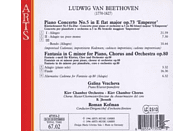Roman Kofman - Klavierkonzert 5-Fantasia [CD]