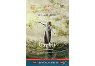 VARIOUS - Daphne  - (DVD)