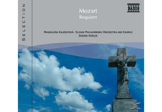 VARIOUS, Hajossyova/Kosler/Slovak PO - Requiem  - (CD)