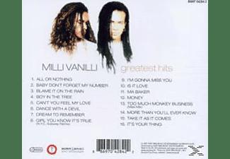 Milli Vanilli - Greatest Hits  - (CD)