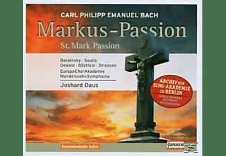 Dewald - Markus-Passion (1785)  - (CD)