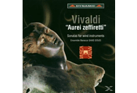 Ensemble Barocco Sans Souci: Gianpaolo C - Aurei Zeffiretti-Sonaten [CD]
