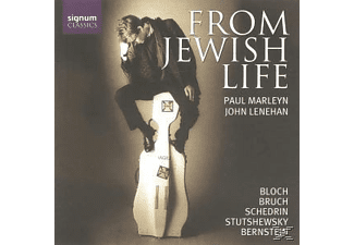 John Lenehan - FROM JEWISH LIFE - (CD)