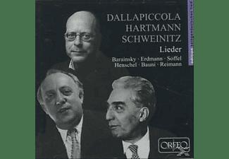 Bauni - Lieder  - (CD)