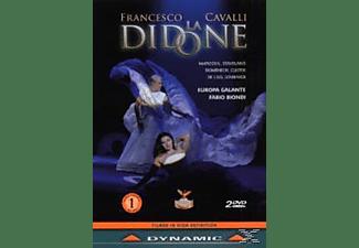 Orchestra Europa Galante - La Didone  - (DVD)