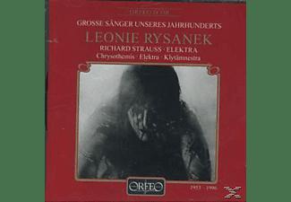 Leonie Rysanek, VARIOUS - Leonie Rysanek-Elektra 1953-96  - (CD)