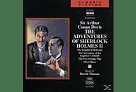 The Adventures of Sherlock Holmes II - (CD)