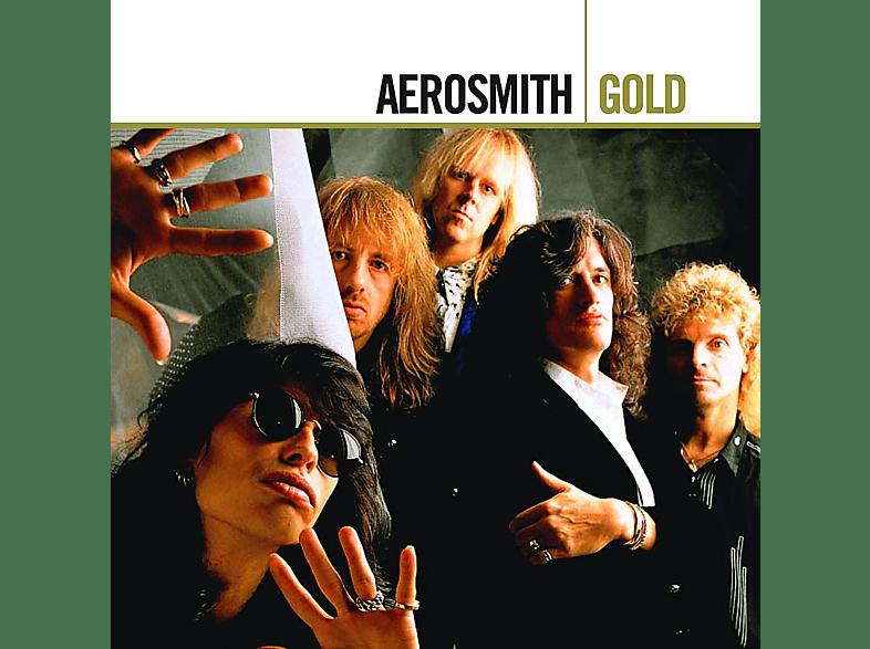 Aerosmith - Gold CD