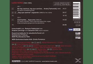 OTTO, FABBRICIANI, ARDITTI, JENNING - Caminantes....Ayacucho  - (CD)
