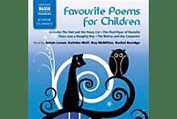 FAVOURITE POEMS FOR CHILDREN - (CD)