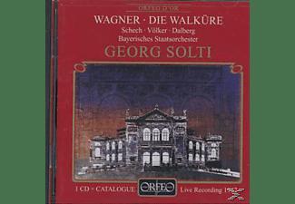 Bayerisches Staatsorchester, Schech, Völker, Dalberg - Wagner:Die Walküre 1.Akt  - (CD)